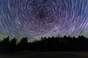 Star Trails by Lrenz