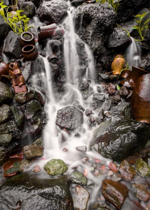 Mini Little Falls by Lrenz