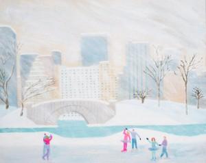 Let It Snow by MJ Hoehn