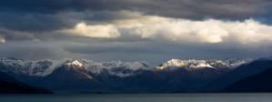 Lake Wakatipu in Kinloch South Island New Zealand by Madame B