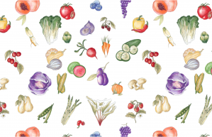 fruits and veggies 4 by Madeleine Sibthorpe