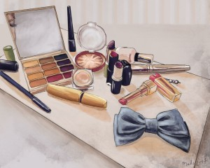 makeup madness by Madeleine Sibthorpe