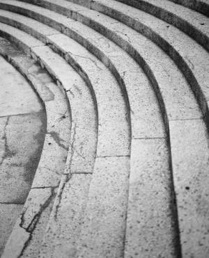 The Stairs by Marcin Lukaszewicz