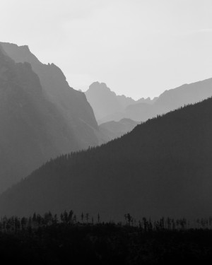 Mountains by Marcin Lukaszewicz