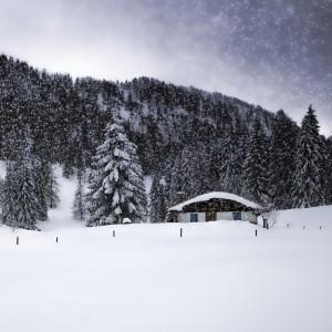 Bavarian Winter's Tale VIII by Melanie Viola