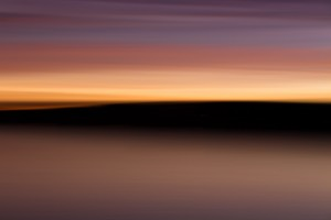 Sunset Motion by Michel Soucy