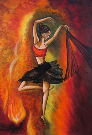 Sizzling Dance by Mrs Neeraj Parswal