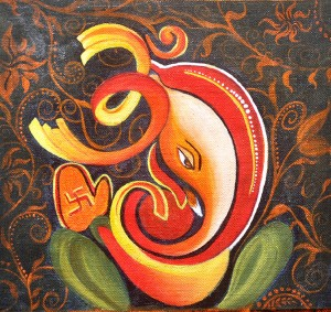 Ekdant Great Ganesha by Mrs Neeraj Parswal