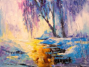 Winter by Olha Darchuk
