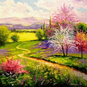 Spring spring by Olha Darchuk
