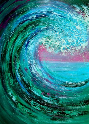 Wave by Olha Darchuk