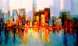 New York by Olha Darchuk