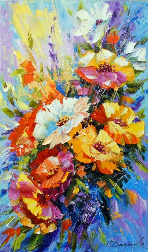 Summer flowers by Olha Darchuk