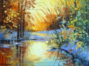 Autumn coolness by Olha Darchuk
