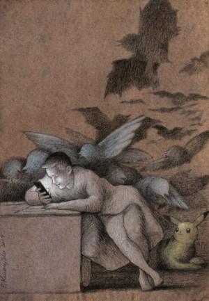 Pawel Kuczynski Art Collection
