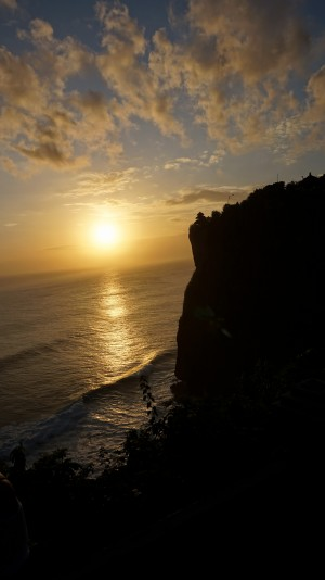 Bali Sunset by Phano Smith
