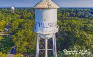 DeValls Bluff, AR | Water Tower by Provision UAS