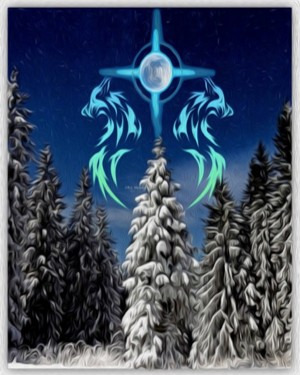 Winter Solstice by R L  Murphy