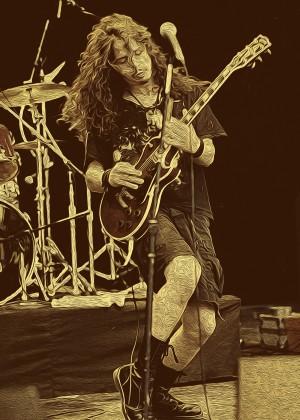 Chris Cornell American singer-songwriter 27 by RANGGA OZI
