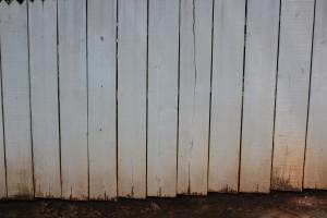 Winston Salem Fence by Raeann Vossberg