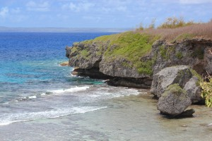 Ladder Beach Saipan by On da Raks