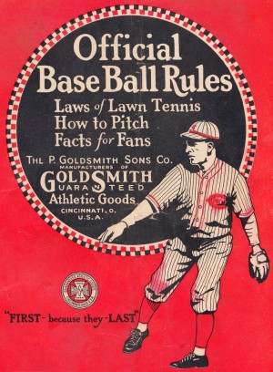 1925 Goldsmith by Row One Brand
