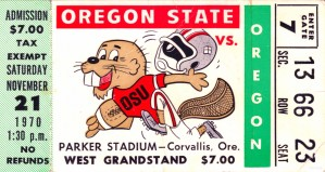 1970_College_Football_Oregon vs. Oregon State_Parker Stadium_Corvallis_Row One Brand by Row One Brand