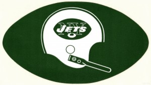 1970s_National Football League_New York Jets Helmet Art_Row One Brand by Row One Brand