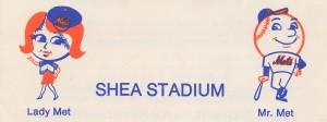 1977 new york mets art reproduction shea stadium retro baseball artwork row one brand by Row One Brand