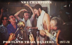 1977 portland trailblazers nba champions bill walton interview by Row One Brand