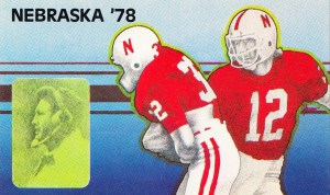 1978 nebraska football  by Row One Brand