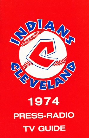 1974 Cleveland Indians by Row One Brand