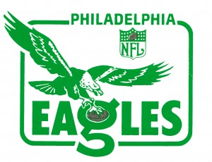 best philadelphia eagles wall art by Row One Brand