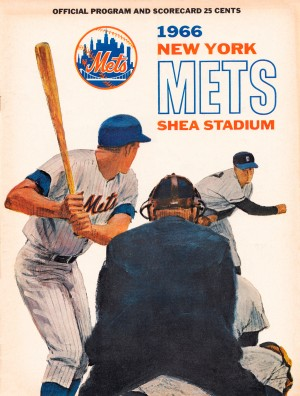 1966 New York Mets by Row One Brand