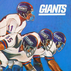 new york giants gift ideas by Row One Brand