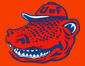 Vintage Florida Gators Wall Art by Row One Brand