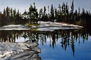 River Island by Roy Brash
