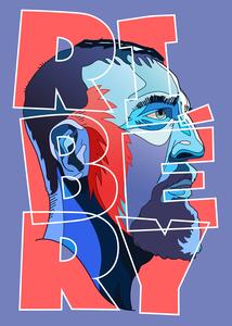 Franck Ribery by SamKal