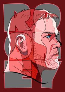 Wayne Rooney by SamKal