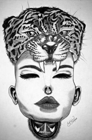 Spirit Animal by Savannah Marla Lima