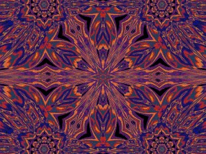 Psychedelic Jasmine 4 by Sherrie Larch