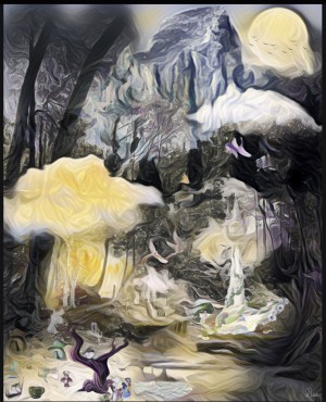 Imagines Imagination  by Soul Sparkles