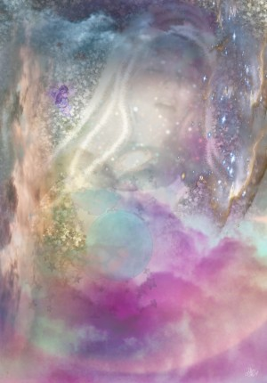 Loves Restful Sleep  by Soul Sparkles