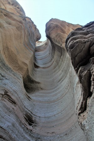 Tent Rocks Chimney 1 by Stan Bann