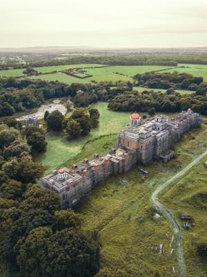 The Devils Palace  by Steve Ronin