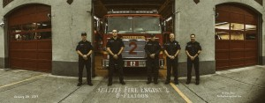 Seattle Fire Department, Station 2, Engine 2 by Steve