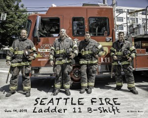 Ladder 11 B Glamour bleached by Steve