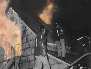 Old School Roof Ops by Steve