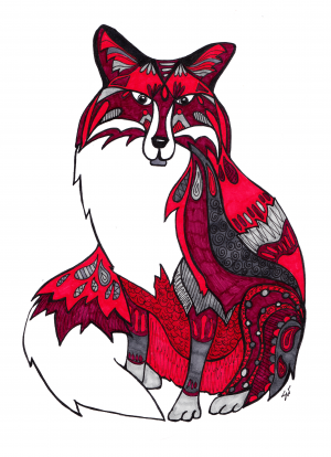 Fox 5 by Susan Watson