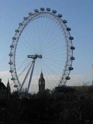 London Eye by Taara Petts